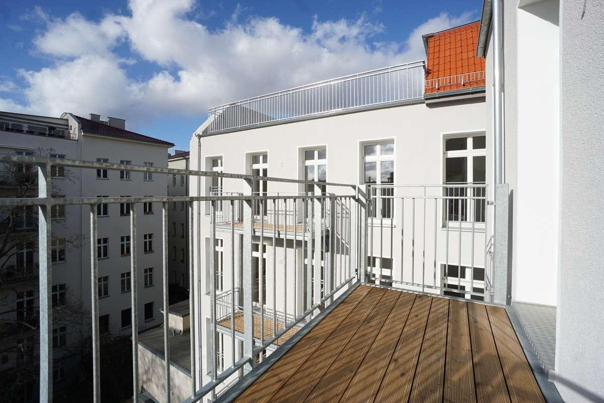 Beispiel Balkonperspektive