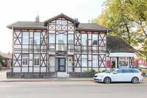 Gepflegtes Fachwerk-ZFH mit Innenhof Terrasse