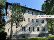 Bild IMMOBERLIN: Ersteinzug nach Sanierung! Helle Wohnung mit Südbalkon