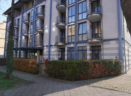***Helle 1-Raum Wohnung mit EBK, Balkon