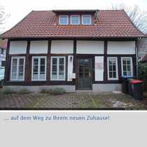Knuffiges Knusperhaus in der Kernstadt