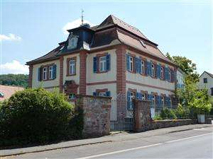 3,5-Zimmer-Wohnung im Alten Forstamt in Alzenau