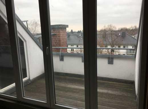 WI-Dichterviertel! Altbauwohnung in saniertem Wohnensemble