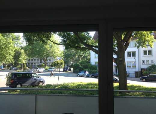 Super,gepflegte/ruhige 2-Zimmer-Wohnung mit Balkon und Blick ins Grüne + EBK in Bremen