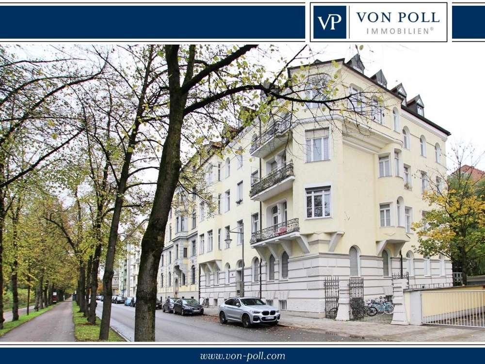 MÖBLIERT: Renovierte, denkmalgeschützte 2,5 ZKB-Wohnung im Glockenbach in Ludwigsvorstadt-Isarvorstadt (München)