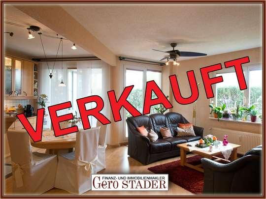Moderne 3-Zim.-Wohnung mit PKW-Stellplatz und Garten - Bild 1