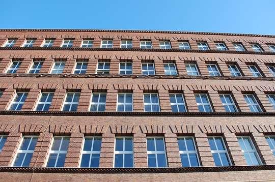 Hausansicht von Schöne Büros mit viel Charme im historischen