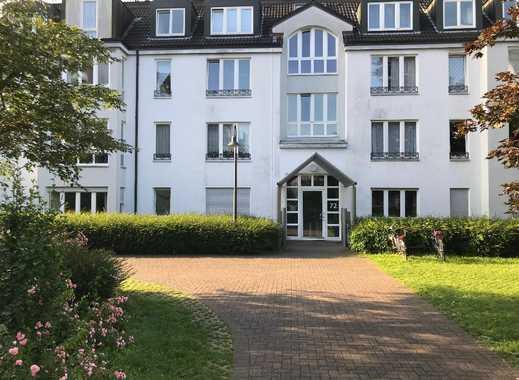 RHEINPARK-RESIDENZ: Großzügige 3-Zimmer-Wohnung mit Einbauküche in BAD GODESBERG / PLITTERSDORF