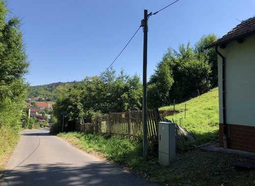 Am Waldesrand wohnen - Baugrundstück in Eisenach zu verkaufen