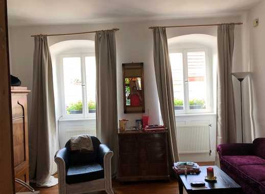 Stilvolle 2-Zimmer-Hochparterre-Wohnung mit EBK in Bodenheim
