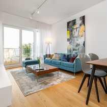 Exklusives Wohnen Außergewöhnliches Apartment mit