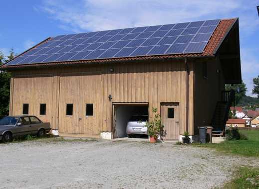 Büro 42 qm, Dusche/WC/Küche mit Werkstatt bzw. beheizbare Halle 70qm