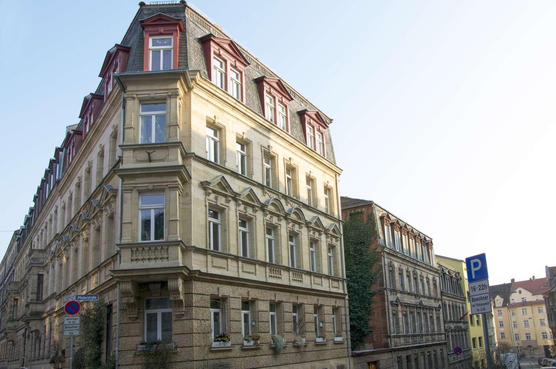 Über den Dächern von Fürth, zwischen Fußgängerzone und Uferpromenade