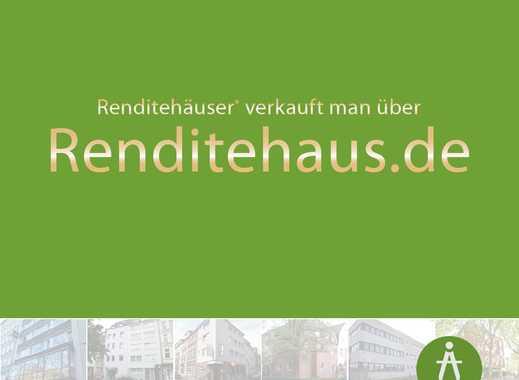 Baurecht: Mehrfamilienhaus mit 350 m² sowie 2 Einfamilienhäuser, 1-2 Einliegerwohnungen mit 280 m²