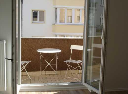 Fürstenplatz: helle ruhige 3 Raumwohnung mit Balkon Provisionsfrei