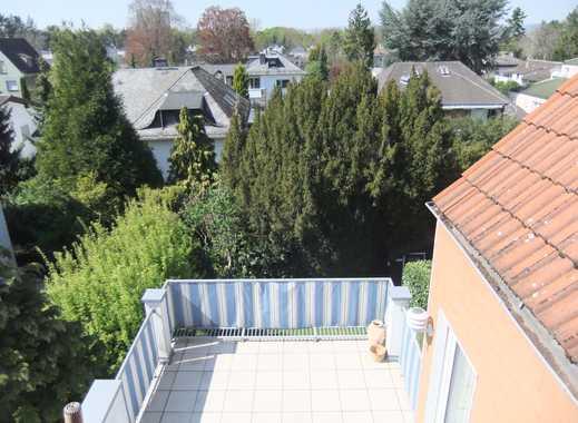 NÄHE VOLKSPARK: 3 - 4 Zimmer Maisonette + Dachterrasse + EBK + Wannenbad + Gäste WC + Doppelparker