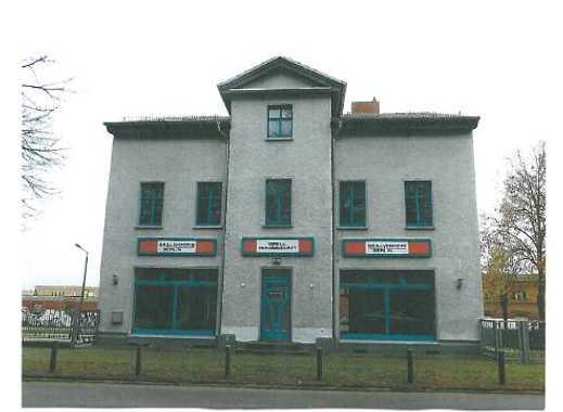 Gewerbegrundstück mit Büro, Verwaltungs und Verkaufsgebäude