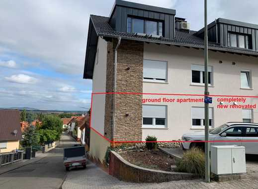 Wonderful, nice and completely renovated for Cevilian - your new apartment in Hauptstuhl