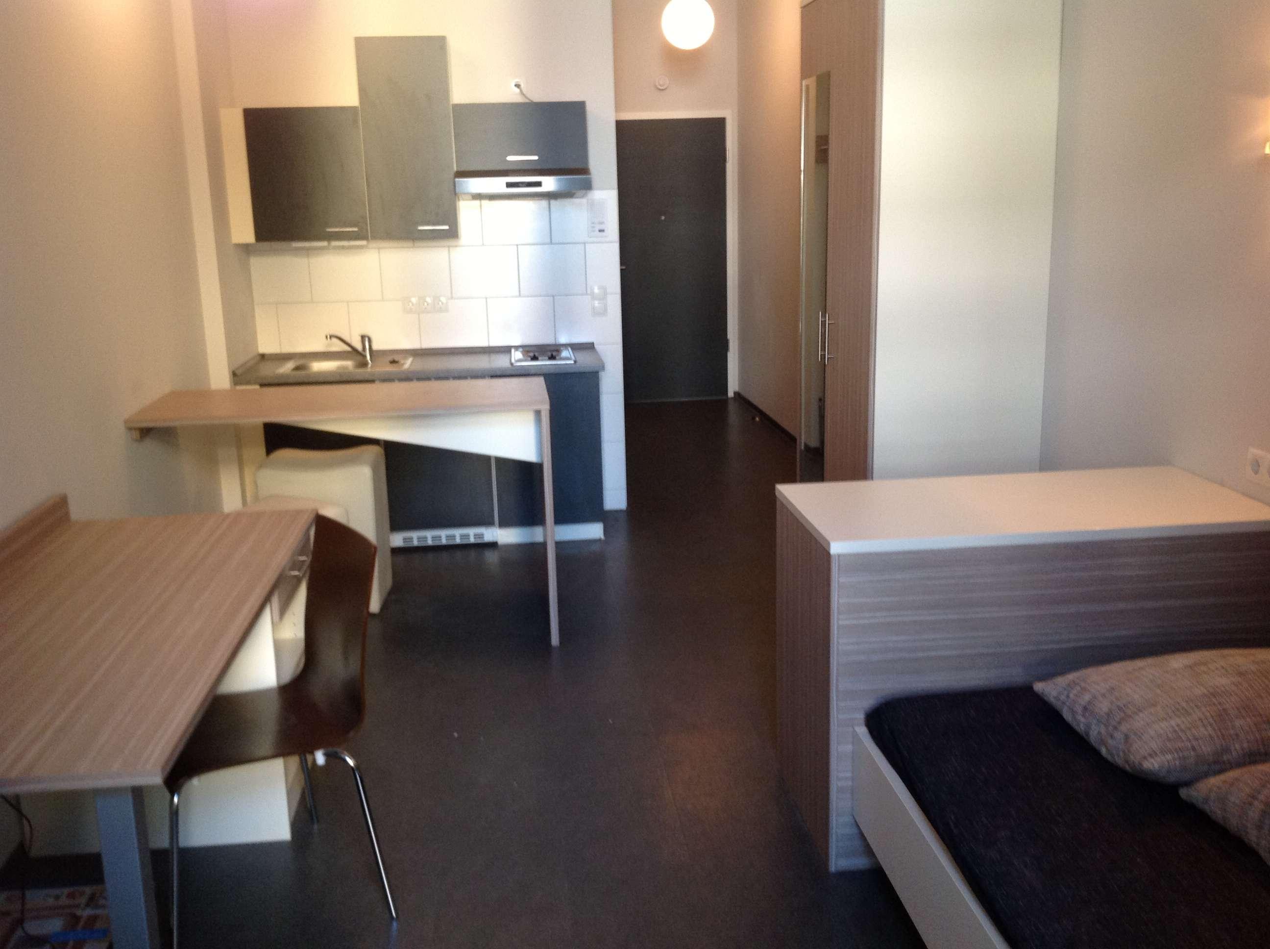 1-Zimmer-Appartement; Frei ab 01.07.2019