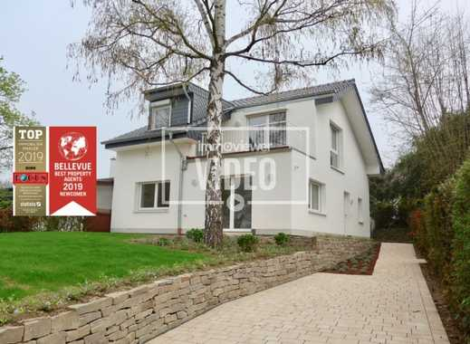 Rheinblick! Saniertes Einfamilienhaus mit Sonnenterrasse und Garten in Bonn-Beuel