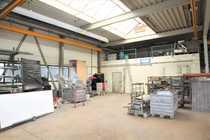 Industriehalle mit Büro in Fischeln