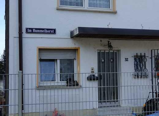 MA-Rheinau: Doppelhaushälfte mit Garten renovierungsbedürftig mit viel Potential