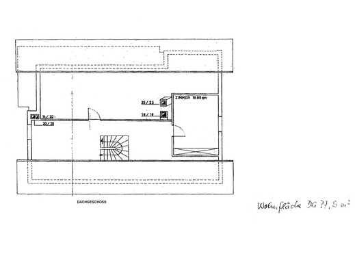 Sanierte 2,5-Zimmer-Dachgeschosswohnung mit EBK in Weil am Rhein
