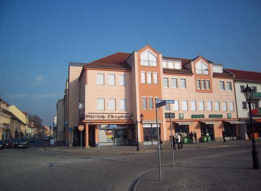 Schöne 3-Zimmer-Dachgeschosswohnung in Beeskow direkt am Marktplatz