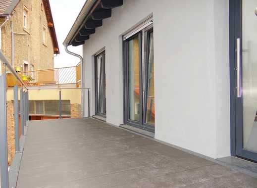 Schöne 3-Zimmer-Wohnung mit Balkon in Alzey! Erstbezug nach Sanierung