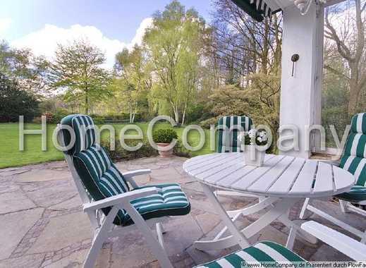 Prachtvoll wohnen in einer modernen Maisonettewohnung, im Grünen gelegen auf einem wunderschönen ...