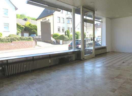 Ebenerdiges Ladenlokal ca. 110m² in Hagen-Oege mit ca. 5 m langen Schaufensterfront zu vermieten!