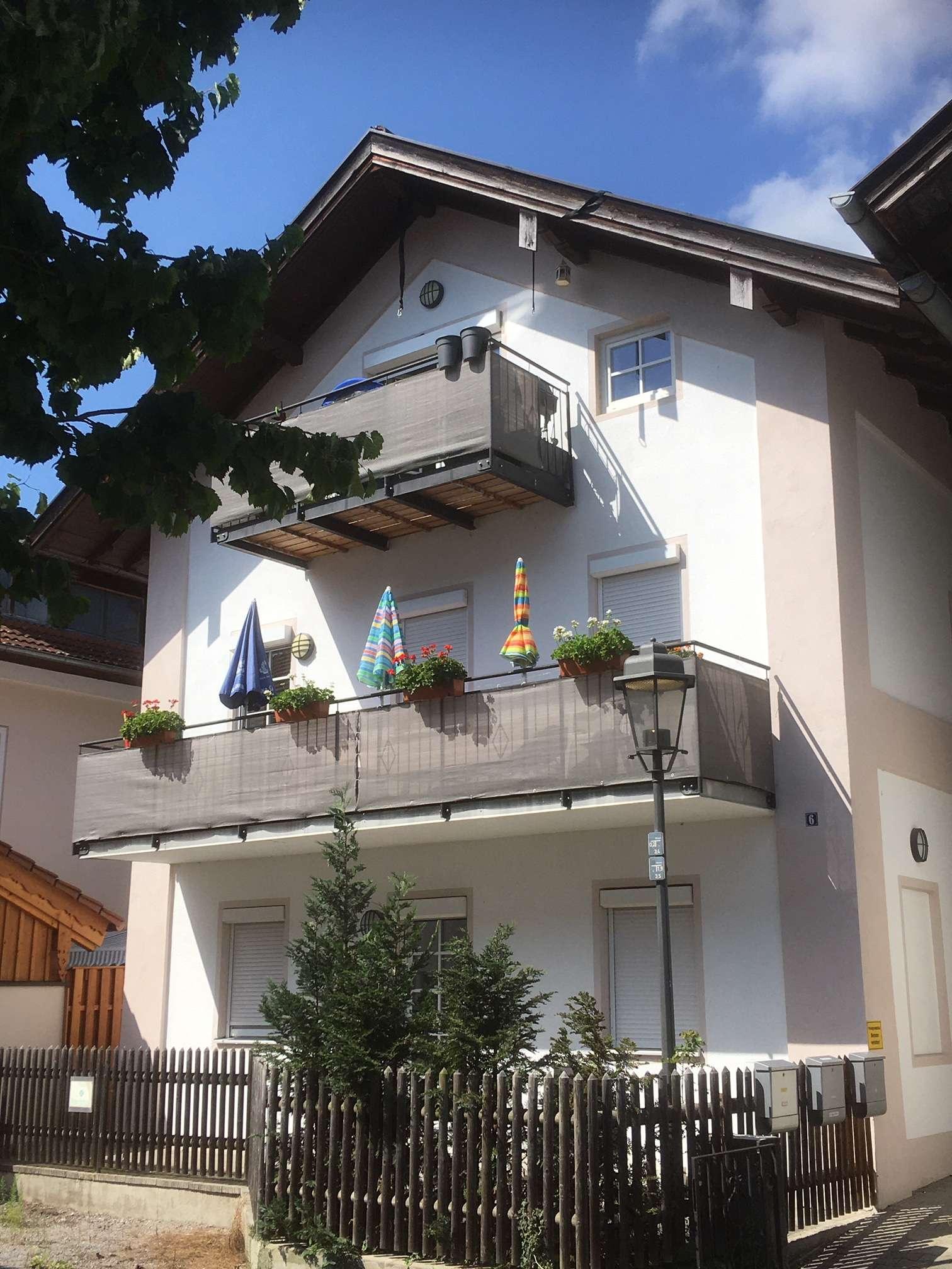 Schöne ruhig gelegene Dachgeschoßwohnung in zentraler Lage in