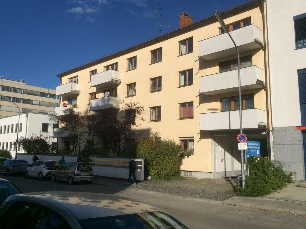 Gut geschnittene 3-Zimmer-Wohnung in München, Obersendling in Obersendling (München)