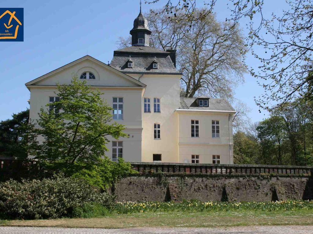 Schloss Eller - 1. Ansicht