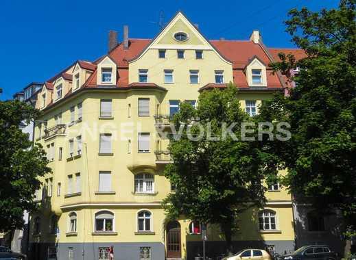 E&V:  Stilvolles Gewölbe-Souterrain am Hohenzollernplatz