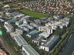 Luftbild Südwestpark