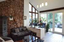Wohnung mit grossem Garten und