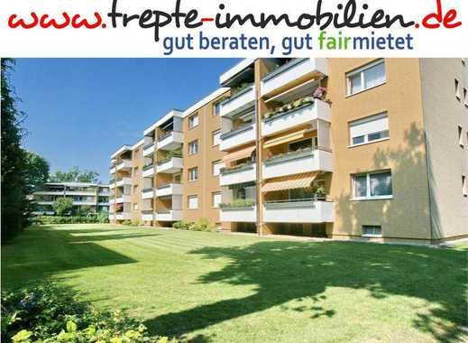 * Perfekt für die kleine Familie * 4-Raum-Wohnung in Henstedt-Ulzburg *