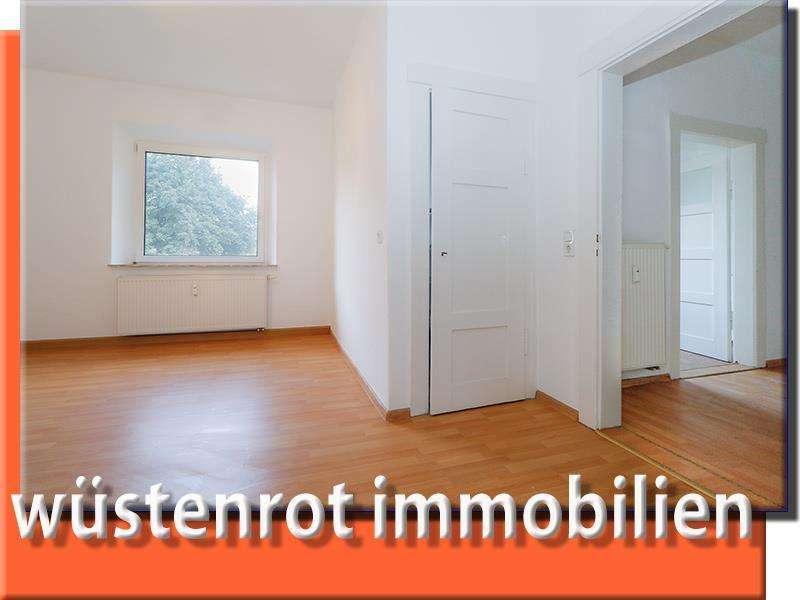 Dein neues Wohnglück -  Großzügige 2-Zimmer Wohnung  in Hof-Innenstadt