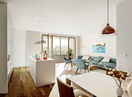 ++NEU++ 4 Zimmer Neubau-Penthouse mit 2 Bädern und 2 Terrassen