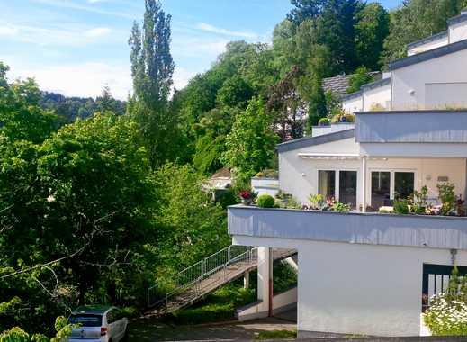 Exklusive Wohnung mit 45 qm Aussichtsterrasse*****