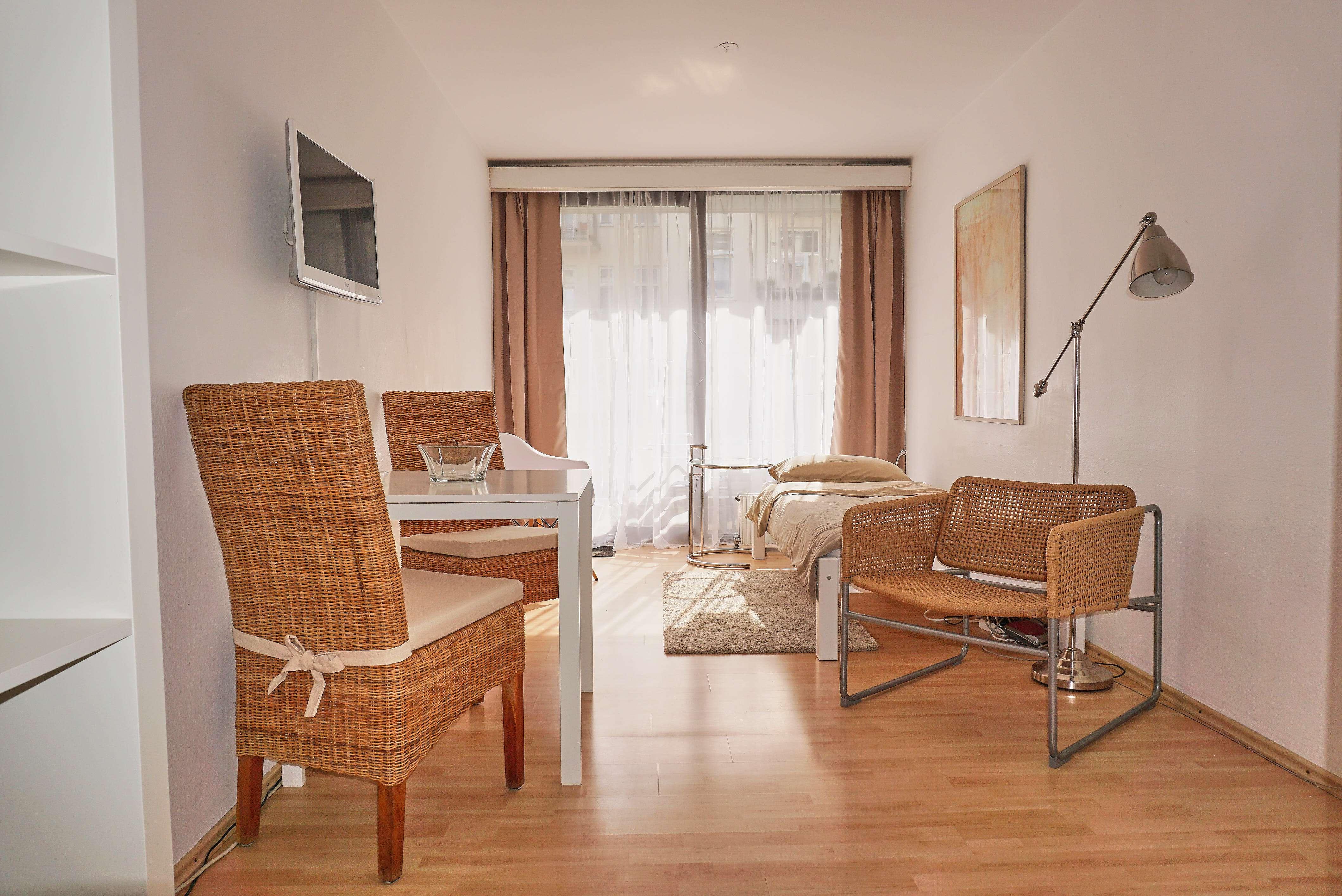 Apartment an der Universität in Maxvorstadt (München)
