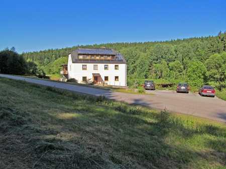 3 Zi-Wohnungen in der Natur / Alleinlage, nähe Grenze zu Tschechien in Tiefenbach (Cham)