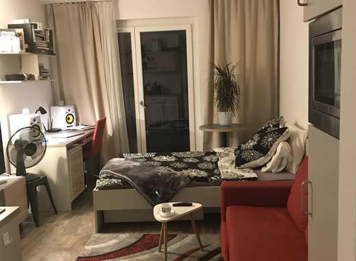 Mondernes vollmöbliertes 1 Zi. Wohnung in Darmstadt