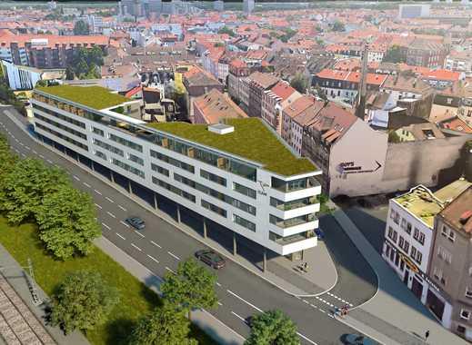•Großartige Anlagemöglichkeit im Herzen von Nürnberg! Luxuriöses Penthouseapartment mit Dachterasse