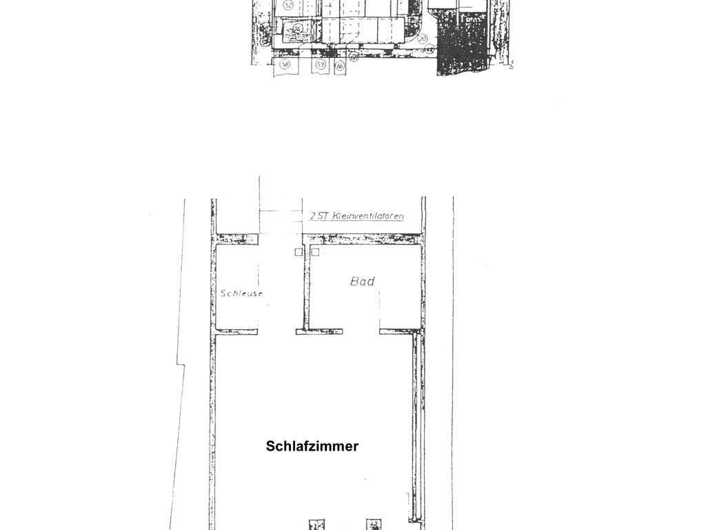 Wohnung oben