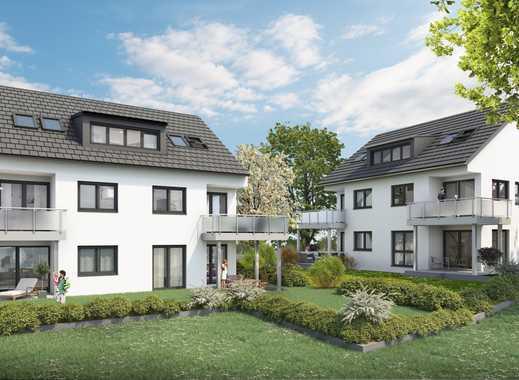 Sonnige 3 Zimmer DG-Penthouse-Neubauwohnung in Stuttgart-Plieningen