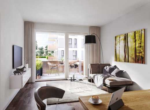 PANDION VILLE - Großzügige 2-Zimmer-Wohnung mit HWR und Balkon - Erstbezug