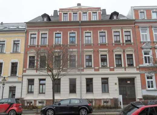Interessante 2Zi-DG-Wohnung hinterer Kaßberg, SP möglich