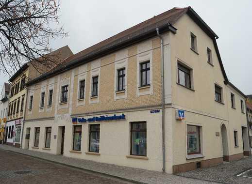 Wohn- und Geschäftshaus im Leipziger Westen: Freie Gewerbefläche mit Wohnung zur Eigennutzung